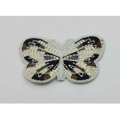 Badge Butterfly
