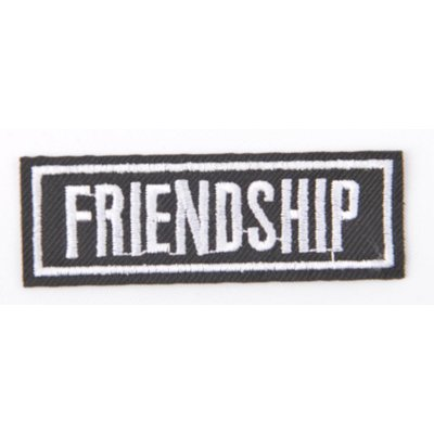 Badge Friendship