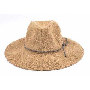Hat bouclé