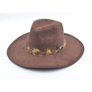 Hat feather band