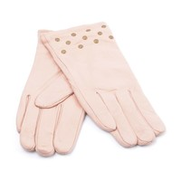 Glove leather studs