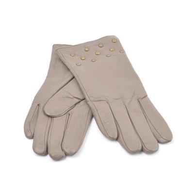 Handschuhe Leder studs (895133)
