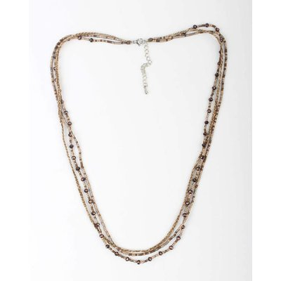 Multi Necklace/Bracelet Stainless Steel (353081)