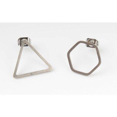 Earring Stainless Steel (358077)