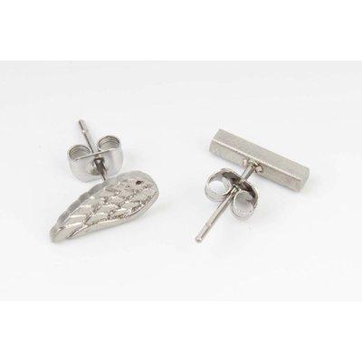 Earring Stainless Steel (358092)