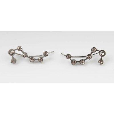 Earring stainless steel (358122)