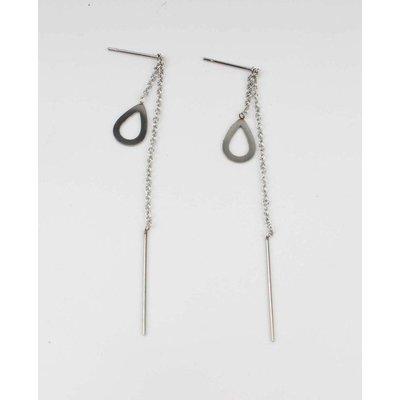 Earring stainless steel (358113)