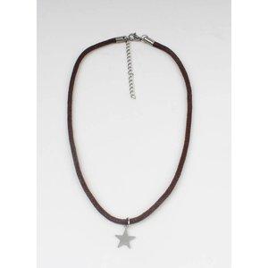 Choker star stainless steel