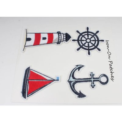 Patches, set of 4 (382646)