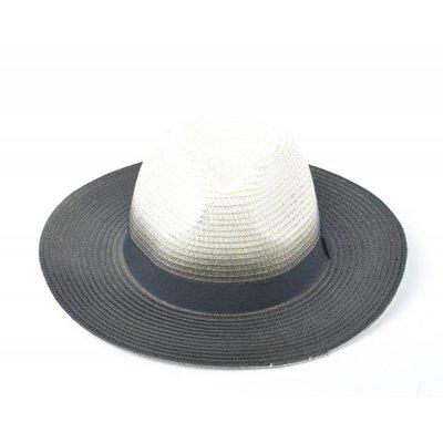 Panamahoed antraciet dip dey (895288)