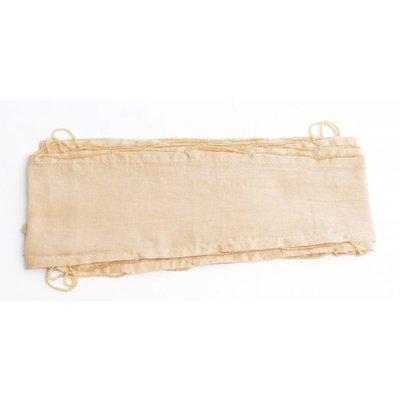 Skinny Schal mit Perlen, beige (710075)