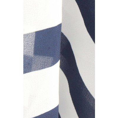 Tunika Streifen blau (885169)