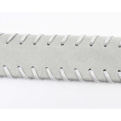 Choker with stitching taupe (318098)