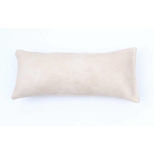 Cushion PU taupe