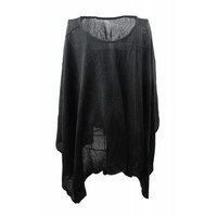 Tunic uni black