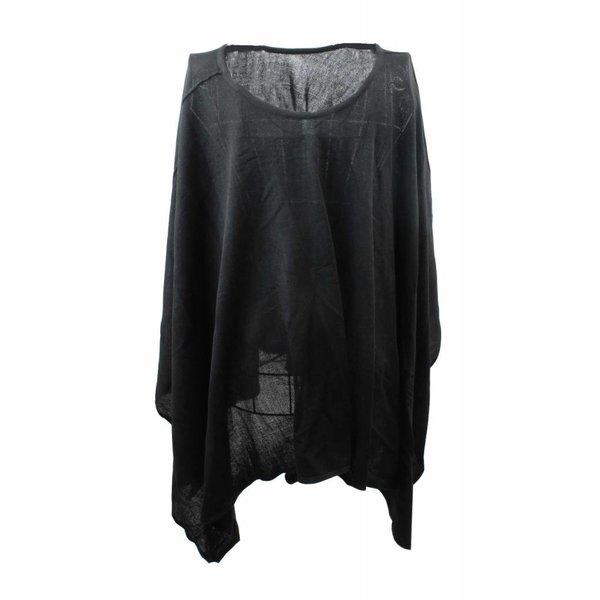 Tunika Uni schwarz