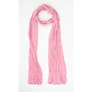 "Sjaal ""Uni Jersey S"" melange roze"
