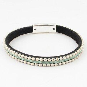 Bracelet ' metal balls ' mint