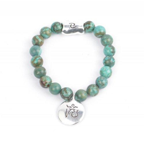 """Rove Armband """"Zodiac"""" jade (S)"""