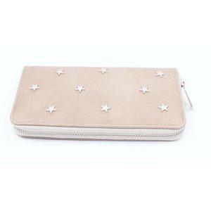 """Wallet """"stars"""" Brown"""