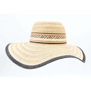 Flap Hat ' Rievièra ' sand