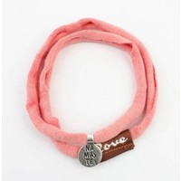 "Rove Bandy Jersey stretch ""Lucy"", roze (S)"