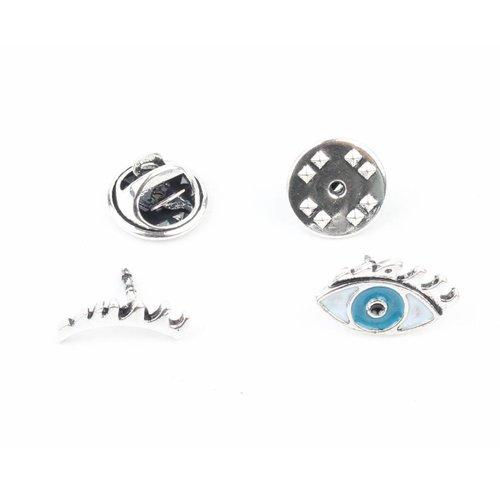 Fashion pin 'Eyes'