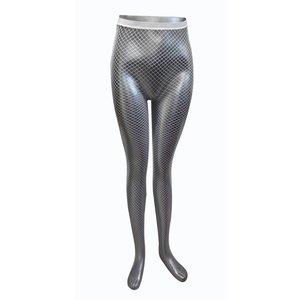 FishNet tights white per 2 pairs