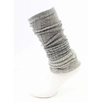 "Leg warmers ""Slob"" grey"