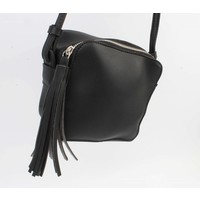 "Cross body ""Tassel"" black"