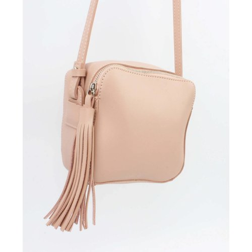"Cross body ""Tassel"" pink"