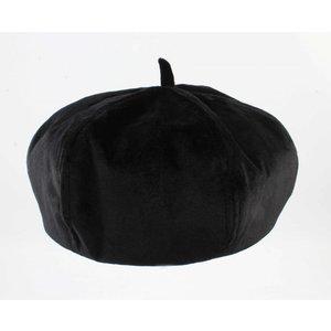 """French barret """"Velvet"""" black"""