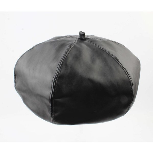 """French barret """"leather"""" black"""