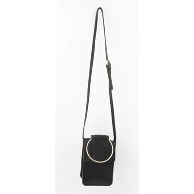 "Cross body bag ""Ring"" black"