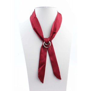 """Ketting """"Bow"""" rood"""