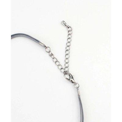 """Lange Halskette """"Dreifach-Ring"""" multi"""