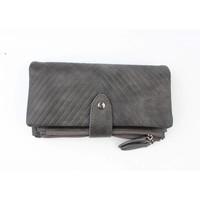 """Wallet """"Multi V"""" grey"""