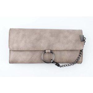 "Wallet ""Fay"" brown"