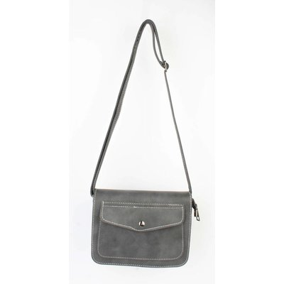 "Cross Body Tasche ""Tasche"" grau"