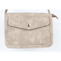 "Cross Body Tasche ""Tasche"" beige"