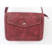 "Cross Body Tasche ""Tasche"" rot"