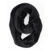 """Loop """"Uni Fur"""" black"""