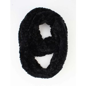 "Loop ""Fur"" black"
