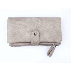 """Wallet """"Multi V"""" brown"""