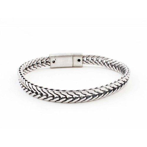 "Armband ""Milena"" zilver"