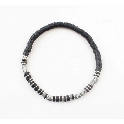 "Bracelet ""Beau"" black"