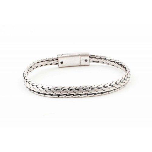 "Armband ""Elin"" zilver"
