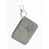 "Keychain ""wallet"" grey"