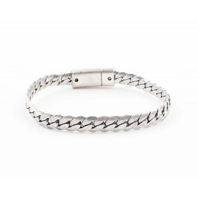 "Armband ""Liv"" oud zilver"