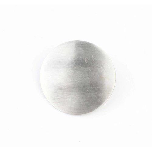 """Broche """"Luna"""" zilver"""